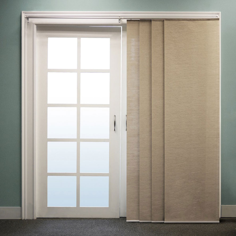 Curtains for sliding glass door drapes for sliding glass for Sliding door options